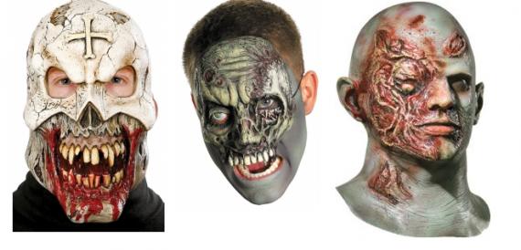 Зловещие маски